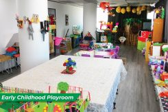 Early Childhood Playroom