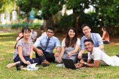 Students-Outdoor